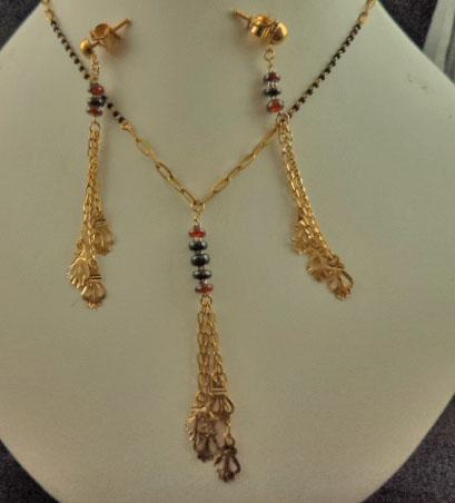 Gold Jewellery Lotus Gold