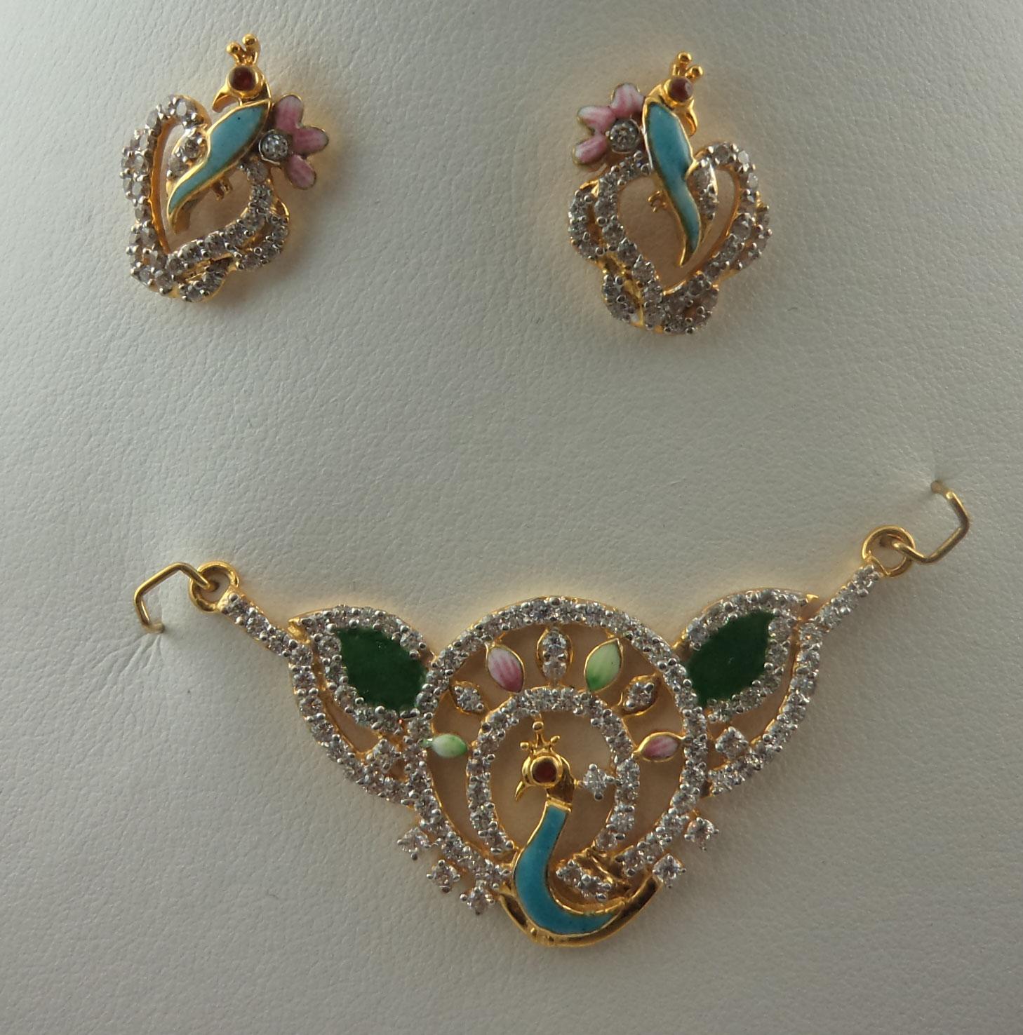 Awesome Designer Gold Jewellery Designs | Jewellry\'s Website